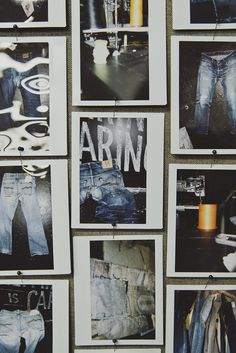 Tear it down, build something new – something better part 3 – Nudie Jeans