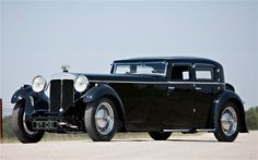 Daimler Double Six 40/50 Martin Walter Sports Saloon - Google zoeken