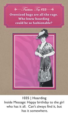 Fashion Tips Greeting Card - Birthday Card Birthday, Birthday Greeting Cards, Happy Birthday, Beauty Advice, Vintage Beauty, Blessings, Messages, Fashion Tips, Happy Brithday