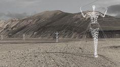 Les Incroyables Géants des Pylônes Islandais
