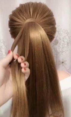 French Braid Hairstyles, Box Braids Hairstyles, Girl Hairstyles, Elvish Hairstyles, Drawing Hairstyles, Hairstyles Videos, Hair Style Vedio, Hair Upstyles, Light Hair