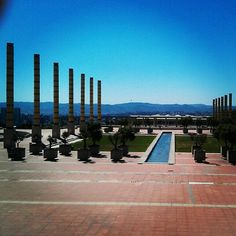 Olympic stadium #Barcelona