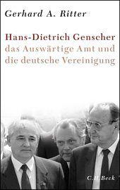SEHEPUNKTE - Rezension von: Hans-Dietrich Genscher, das Auswärtige Amt und die deutsche Vereiniung - Ausgabe 13 (2013), Nr. 5