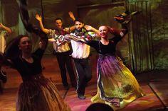 HodjaPasha Dance theater 2014. İstanbul .
