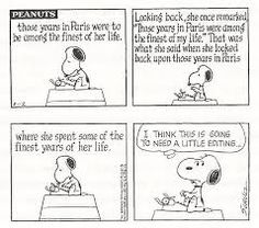 snoopy writing images - Google Search