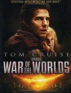 War of the Worlds. My favorite alien movie =)