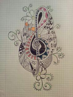 #zentangle #music