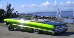 '63 Chevy Impala