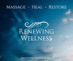 Massage Therapy is the greatest relaxation & stress free zone - RenewingWellness.Net