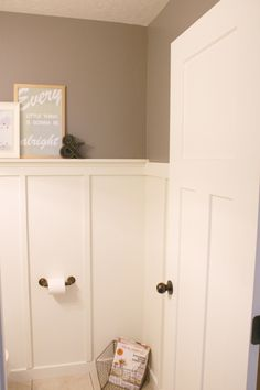Russell & Camille: Board and Batten Bathroom Renovation