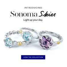 Who's wedding is coming up that these are your colors?? Tacori has an amazing assortment of handcrafted pieces all under $500. Have you gotten your bridesmaids gifts yet?  ‪#‎tacorigirl