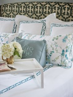 LINENS: FOR EVERY ROOM AND OCCASION ~ JANE SCOTT HODGES