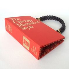More book purse nerdery: Chicago Manual of Style (14th edition) $155