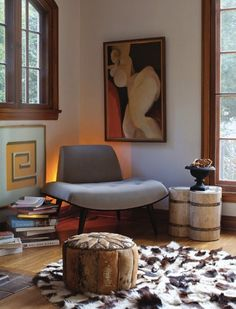 40 Mid-Century Chairs To Get Inspired | DigsDigs