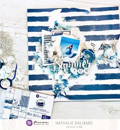 """Summer Fun"". Prima - Santorini Collection"