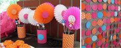 Decoración del hogar para carnaval - DIY carnavales