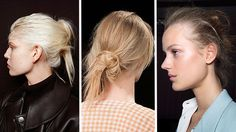 3 Spring Hair Updates from the Runways