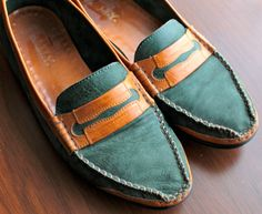 Bally Santos Men's Shoes Loafers Moccasins Driving by EarthsTrove
