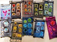Dog-Daisy Chains: textiles.   LOVE LOVE LOVE