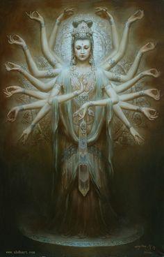 A arte está viva até mesmo na religião
