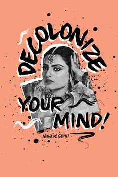 Premium art print by Nisha K. Sethi of Kalakari Crew. Protest Art, Protest Posters, Movie Posters, Feminist Quotes, Feminist Art, Arte Latina, Activist Art, Political Art, Art Graphique