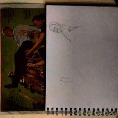 Treinando desenho com preguiça (folha de SP 20 de novembro) #folhadesaopaulo  #corinthians  #brasileiro #tite #futebol #soccer #fiqueicompreguiça #sketch #drawing