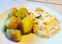Meine Sattmacher: Sattmacher Kartoffeln mit Quark
