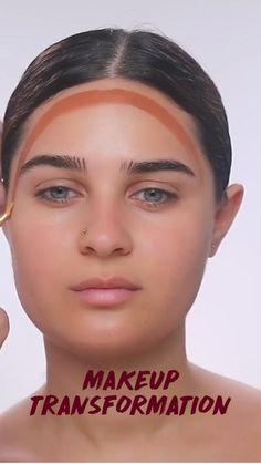 Makeup Geek Eyeshadow, Eyebrow Makeup Tips, Makeup Eye Looks, Eye Makeup Steps, Contour Makeup, Makeup Videos, Beauty Makeup, Face Makeup, Contouring