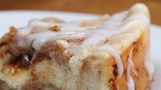 Cinnamon Roll Cheesecake Recipe by Tasty