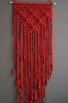 74 Beautiful Wall Hanging Macrame Ideas