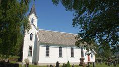 Hafslo Kyrkje-Hafslo church was built in1878.