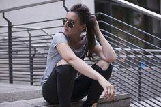 Blurred Vision | Urban Gilt | Maddox Grey Lookbook