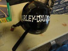 #harley HARLEY DAVIDSON HELMET please retweet