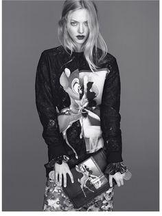 Amanda Seyfried for Givenchy