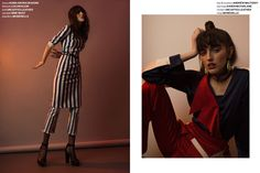 Odalisque Magazine   Photographer // Tina Picard  Fashion Stylist // Felicia Ann Ryan  MUA + Hair // Julia Crimson  Model // Monocco // Elmer Olson   THE LOOK LEFT DRESS // sonia aurora DENIM PANT // seven BELT // uncuffed leather  RIGHT  TOP + BOTTOM // andrew majtenyi EARRING // jewellery by karen mcfarlane  CHOKER // uncuffed leather Felicia, Fashion Stylist, Aurora, Stylists, Editorial, Ann, Chokers, Belt, Magazine