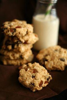 Gluten-Free Cowboy Cookies @dreamaboutfood