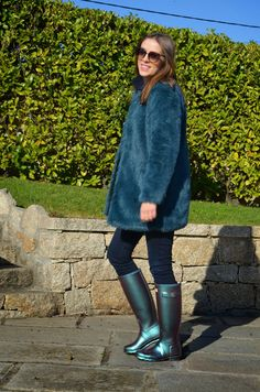 HUNTER BOOTS & COOKIE MONSTER on http://letrendycharm.blogspot.pt/