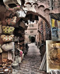 Inspired by: Marrakesh. Photographed by Haydar Alsahar. #Anthropologie #PinToWin