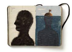 cuadernistas: Diario Visual 2008