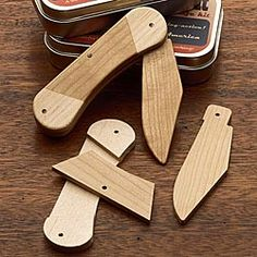 JJ's Children's Faux-Knife Kit