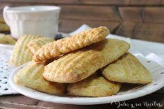 Galletas, galletas tradicionales, galletas antiguas, galletones manchegos, Julia y sus recetas, galletones antiguos,