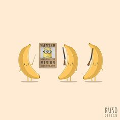 Banana by kusodesign.deviantart.com on @deviantART
