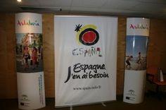 Andalucía se promociona en París.