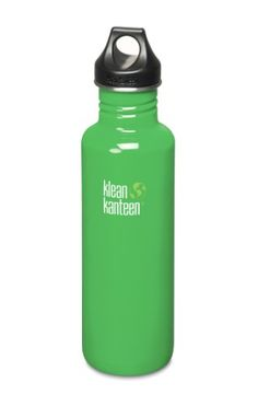 Klean Kanteen Stainless Steel Bottle with Loop Cap Klean Kanteen http://www.amazon.com/dp/B0093IROU4/ref=cm_sw_r_pi_dp_hy14vb1B1C5JE