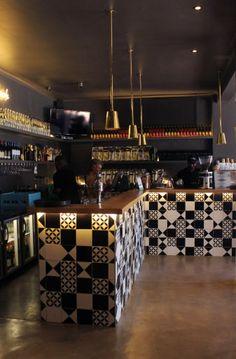 Bootlegger, un nouveau bar/restaurant à Cape town