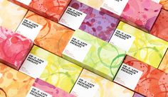 Chocolate Research Facility #design #packaging #pattern #box