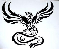 Phoenix Tattoo by AlyceInW0nderland.deviantart.com