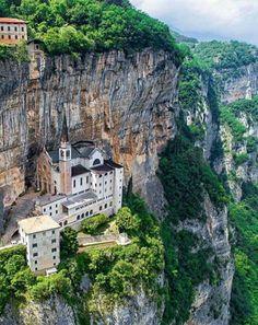 Sumela monastery. Trabzon/TURKEY.