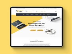 The Built New designed by Creanncy 👸. Connect with them on Dribbble; the global community for designers and creative professionals. Best Web Design, Good House, Show And Tell