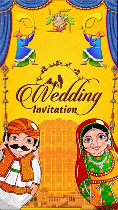 Indian Wedding Invitation Cards, Wedding Invitation Video, Wedding Invitation Card Design, Indian Wedding Invitations, Wedding Cards, Wedding Stuff, Wedding Prep, Wedding Bells, Wedding Ideas